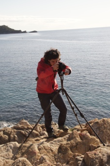 Cameraman... Action!